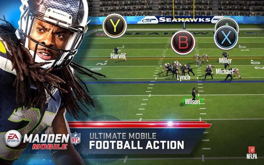 madden mobile game